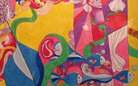 نقاشی های کودکانه