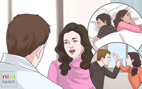 مشکلات جنسی زوجین