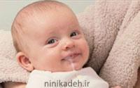 ریفلاکس در نوزادان