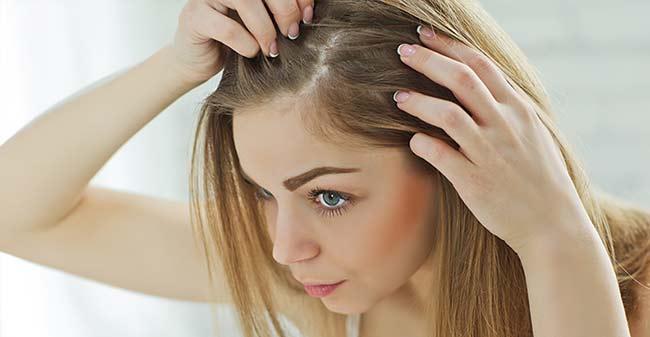 ریزش مو در بارداری
