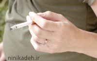 سیگار در شیردهی