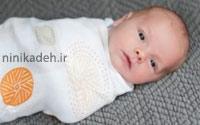چرا نوزاد را قنداق میکنند